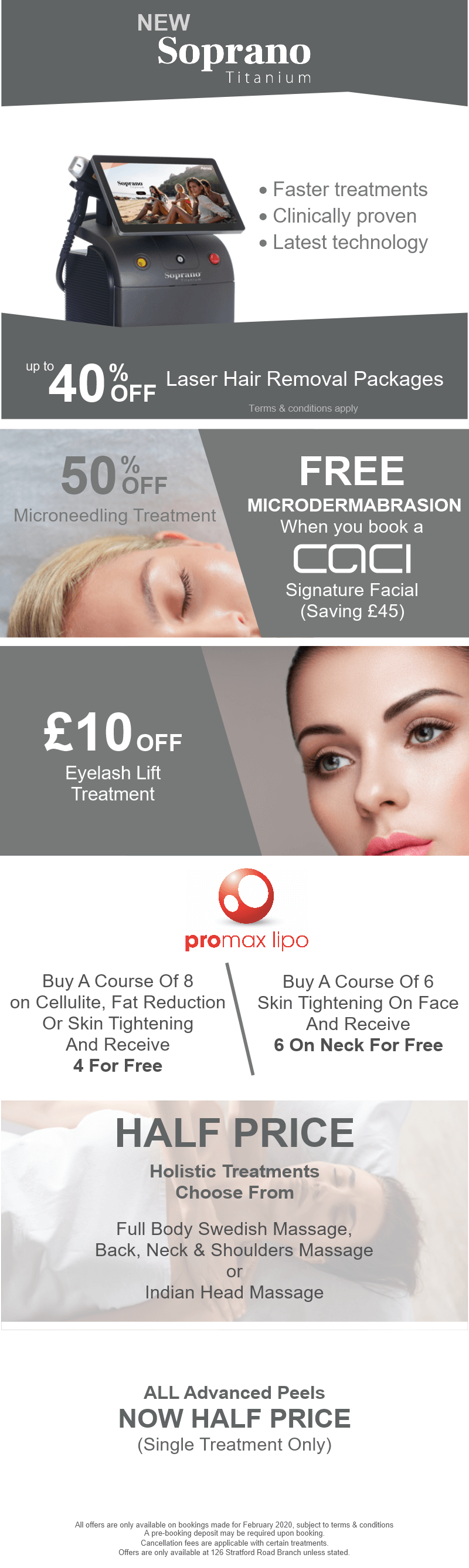 laser hair removal offer solihull